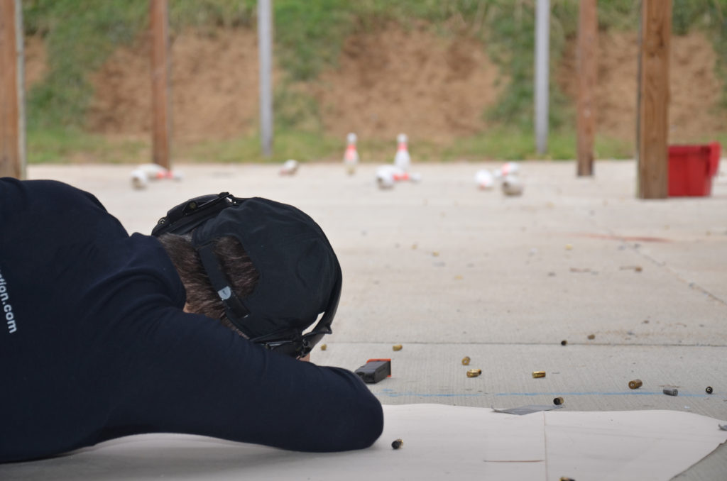 Precision Shooting from the Prone